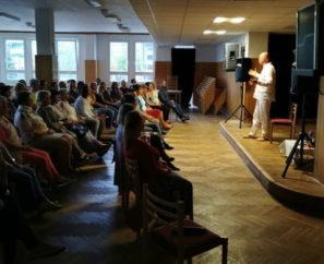 Tajemství rozšířeného věddomí přednáška